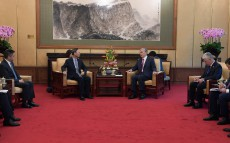 The President of Kazakhstan met with Yang Jiechi, Member of the Political Bureau of the Central Committee of the Communist Party of China